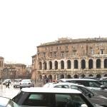 V. DE. TEATRO MARCELLO - view towards the Tiber