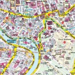 ROME STREET MAP