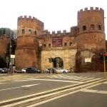 ST PAU'S GATE, VIA OSTIENSE ROME