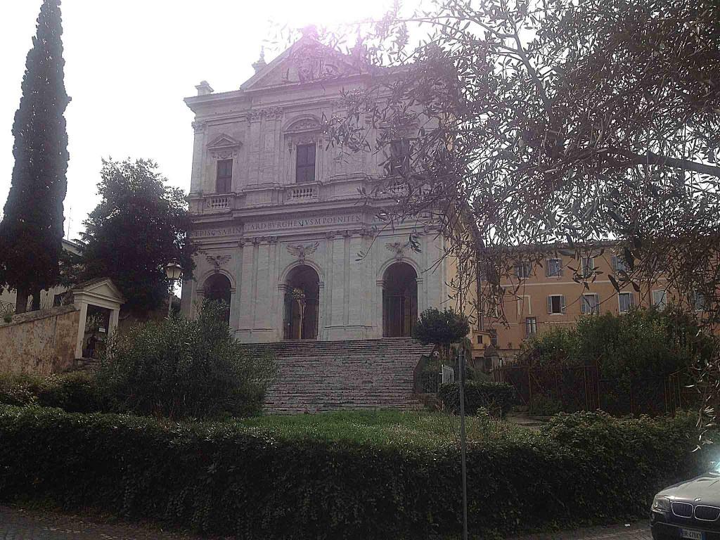 SAN GREGORIO MAGNO MONSTERY