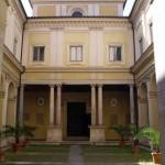 FACADE SAN GREGORIO MAGNO CHURCH